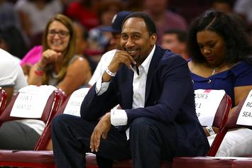 Stephen A. Smith Answers If LeBron Can Surpass MJ's Brand