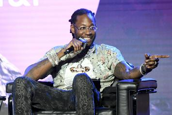 2 Chainz Reacts To Study That Weed Increases Coronavirus Risk