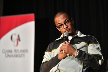 T.I. Has The Perfect Response To Whether He'll Do An IG Live Battle