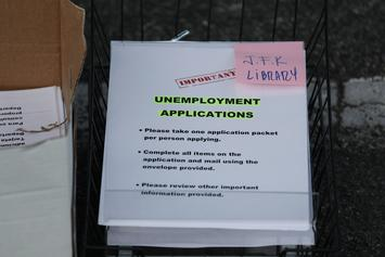 22 Million Americans Have Filed For Unemployment In Past Month
