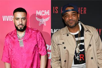 French Montana & Jim Jones Squash 15-Year-Long Beef On IG Live