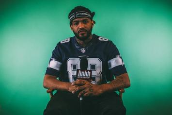 Joyner Lucas Speaks About His App Tully & Sony Music Investment
