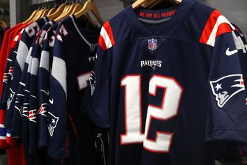 New England Patriots Reveal New Jerseys For 2020