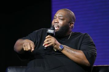 Killer Mike Won't Open Barbershop After Georgia Reopens On Friday