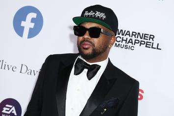 "The-Dream Joins OnlyFans To Promote New ""SXTP4"" Album"