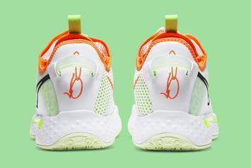 Paul George's Nike PG 4 Gets Another Gatorade Colorway: Photos