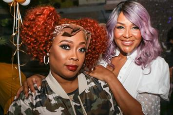 "LisaRaye Talks Sister Da Brat's Romance: ""She Like It? I Love It"""