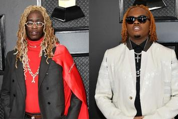 Young Thug Has New Music With Gunna In The Stash