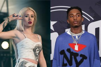 Iggy Azalea & Playboi Carti Rumored To Have Welcomed A Baby
