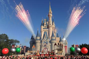 NBA Considering Playing Games At Disney World