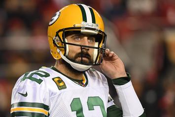 Aaron Rodgers Breaks Twitter Silence Over Packers Draft Pick