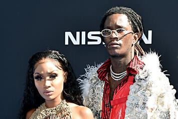 Young Thug's GF Roasts His Long Toes & Snoring Patterns