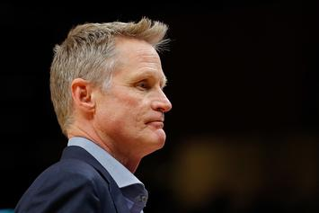"Steve Kerr On ""The Last Dance:"" ""I've Never Seen Michael So Open"""