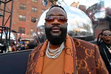 Rick Ross' Pregnant Baby Mama Sues Him: Report