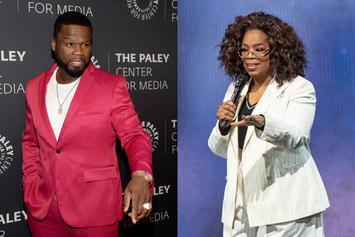 50 Cent Reflects On His Beef With Oprah Winfrey