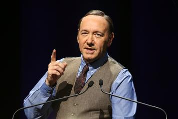 """Kevin Spacey Compares """"Struggles"""" To Those Of People Affected By Pandemic"""