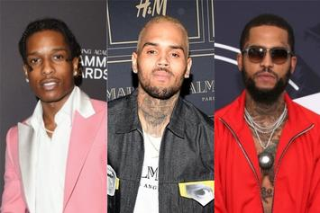 Viral Grandma Lusts Over A$AP Rocky, Chris Brown, Dave East, & More