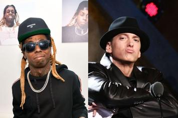 Lil Wayne & Eminem Admit To Googling Their Own Lyrics So They Don't Repeat Bars