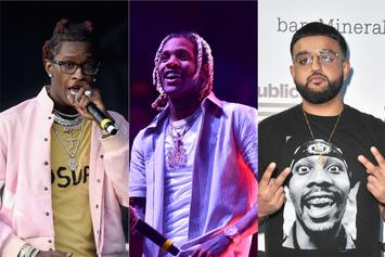 "Young Thug, Lil Durk, & Nav Lead The Way On This Week's ""Fire Emoji"" Playlist"