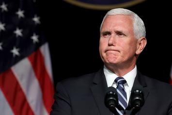Mike Pence Has No Plans To Self-Isolate After Staffer Contracts COVID-19