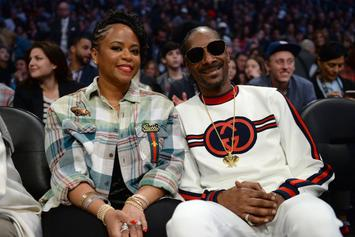Snoop Dogg's Wife Makes Fun Of Herself After Alleged Celina Powell Sex Tape