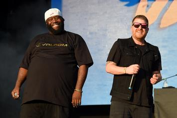 "Run The Jewels Announce ""RTJ 4"" Release Date & Share Tracklist"