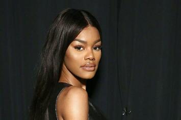 """Teyana Taylor Pays Homage To Michael & Janet Jackson In """"Bare Wit Me"""" Video"""