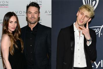 Megan Fox's Husband Seemingly Addresses Machine Gun Kelly Dating Rumours