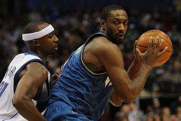 Gilbert Arenas Claims To Win $300,000 In Lottery With Help Of Homeless Man