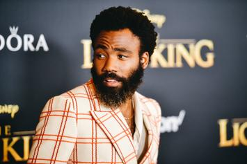 """Donald Glover Goes Back To Roots For """"Community"""" Table Read"""