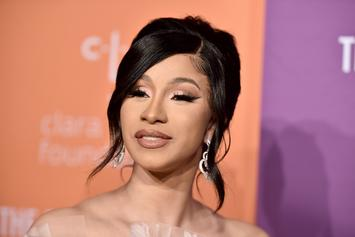 Cardi B Claps Back At Haters After Roddy Ricch Receives Grammy