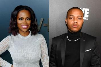 "Kandi Burruss Wins ""The Masked Singer,"" Bow Wow Revealed To Be Frog"