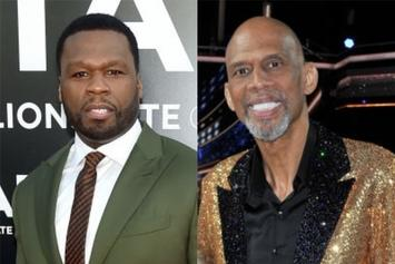 50 Cent Recalls Disrespectful Meeting With Kareem Abdul-Jabbar