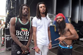 "Flatbush Zombies Announce ""Now More Than Ever"""