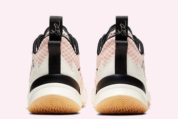"""Jordan Why Not Zer0.3 """"Washed Coral"""" Coming Soon: Photos"""