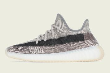 """Adidas Yeezy Boost 350 V2 """"Zyon"""" Officially Revealed: Release Info"""