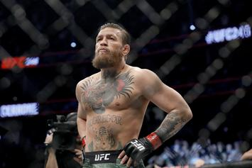 Conor McGregor Reveals His Pick For Greatest UFC Fighter Ever