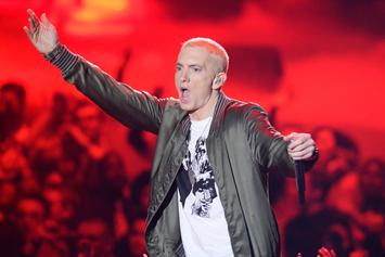 """Eminem Holding """"The Marshall Mathers LP"""" Listening Party To Celebrate 20th Anniversary"""