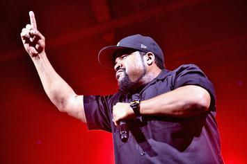 """Ice Cube Cancels """"Good Morning America"""" Appearance"""