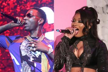 Young Dolph & Megan Thee Stallion Dropping Juicy J-Produced Banger Tonight