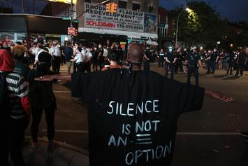 New York City To Investigate NYPD Treatment Of Protesters