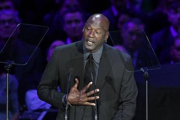 Michael Jordan's Love Letter To Famous Actress Sells At Auction