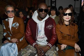 Virgil Abloh Claps Back At Criticism Over $50 Bail Fund Donation