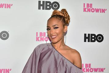 """Amanda Seales Quits """"The Real"""" & Explains Why"""