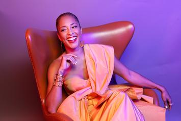 "Amanda Seales Addresses Rumours That She's Beefing With ""The Real"" Co-Hosts"