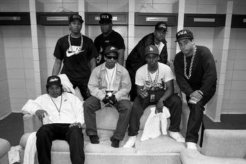 "N.W.A.'s ""F*ck Tha Police"" Nearly Quadruples In Streams Amid George Floyd Protests"