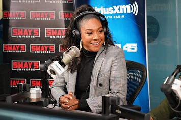 Tiffany Haddish Responds To George Floyd Memorial Backlash