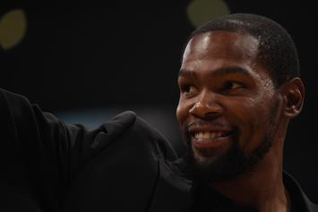 Kevin Durant Gives His Take On George Floyd Protests