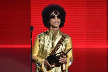 "Prince Estate Shares Handwritten Note On Intolerance & New ""Baltimore"" Video"