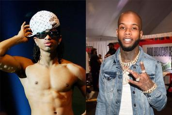 "Pretty Ricky's Spectacular Comes For Tory Lanez: ""Since You Got That New Hairline"""